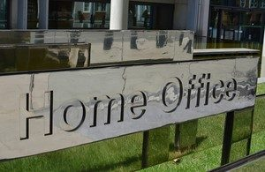 Home Office Contact Number - 0844 248 2098