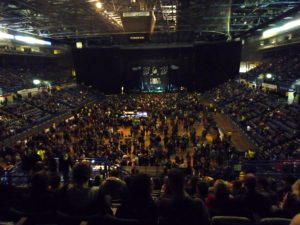 Sheffield Arena Customer Services Number - 0844 248 2338