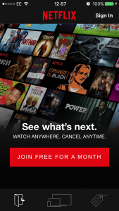 How to cancel your Netflix through an iPhone CustomerServiceGuru.co.uk